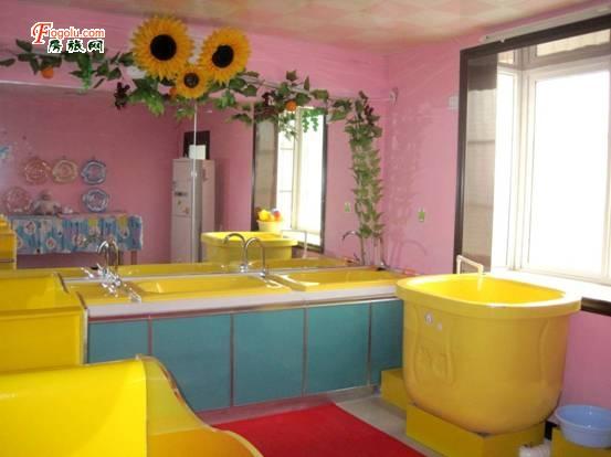 儿童职业体验馆 厨房